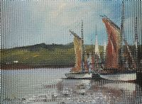 SAILING BOATS by Alan Beers at Ross's Auctions