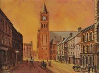 DERRY by Sean Loughrey at Ross's Auctions