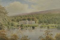 BARONSCOURT, NEWTOWNSTEWART by Joseph William  Carey RUA at Ross's Auctions