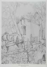 FRIAR'S BUSH GRAVEYARD by Mercy Hunter RUA at Ross's Auctions
