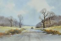 ON THE ROAD HOME by Richard Witchard at Ross's Auctions