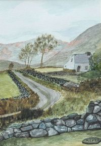 IN THE MOURNES by Marion Collett at Ross's Auctions