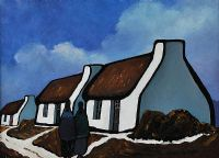 COTTAGES by Eileen Gallagher at Ross's Auctions