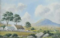 NEAR CASTLEWELLAN by Ursula Spry at Ross's Auctions