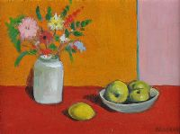 FLOWERS & FRUIT by Ronald A.H. Craig at Ross's Auctions
