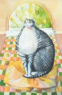FAT CAT by Elizabeth Taggart