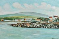 BALLYCASTLE by Damian Kyne at Ross's Auctions
