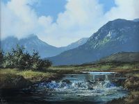 DELPHI, CONNEMARA by Eileen Meagher at Ross's Auctions