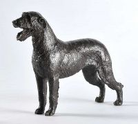 IRISH WOLFHOUND by Stephen McKeown at Ross's Auctions