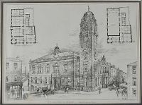 NEW TOWN HALL, ENNISKILLEN by A. Scott & Son at Ross's Auctions