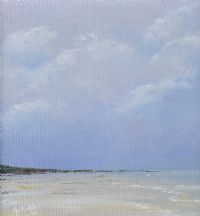 QUIET BEACH by John Halliday at Ross's Auctions