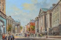 TRINITY COLLEGE, DUBLIN by Colin Gibson at Ross's Auctions