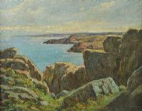 MARBLE HILL, DONEGAL by Sean O'Sullivan RHA at Ross's Auctions