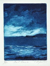 PORT CARNA by Sue Leopard at Ross's Auctions