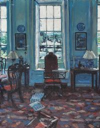 INTERIOR by Hector McDonnell ARUA at Ross's Auctions