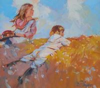 WINDY HILL by Diane Flynn at Ross's Auctions