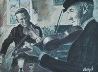 FIDDLERS by Diarmuid Boyd at Ross's Auctions
