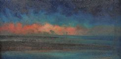 NIGHT SKY by Leslie Nicholl at Ross's Auctions