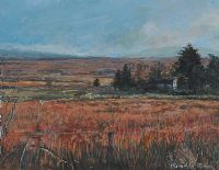 THE CORNFIELD by Diarmuid Boyd at Ross's Auctions