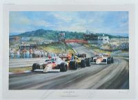 McLAREN SUPREMACY by Alan Fearnley at Ross's Auctions