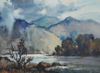 BORROWDALE by Robert Leslie Howey at Ross's Auctions