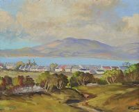 RATHMULLAN, DONEGAL by Robert T.  Cochrane at Ross's Auctions