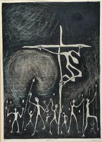 GOLGOTHA by R.D. Gill at Ross's Auctions