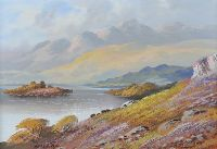 LOCH AWE by H. Jameson at Ross's Auctions