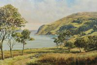 MURLOUGH BAY by Allan Ardies at Ross's Auctions