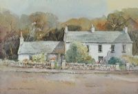 ROSE COTTAGE, PORT NA BLAGH by James McConnell at Ross's Auctions