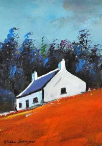 DONEGAL COTTAGE by Eileen Gallagher at Ross's Auctions