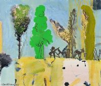 PLANTS by David Crone RHA RUA at Ross's Auctions