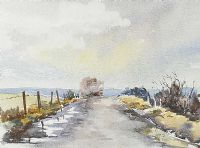 COUNTRY ROAD by Joan Murray at Ross's Auctions