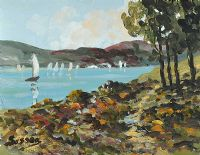 CALA D'OR MAJORCA by Sisson at Ross's Auctions