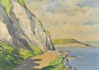 THE ANTRIM COAST ROAD by George D. Livingston at Ross's Auctions