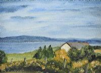 DONEGAL COTTAGE by Marion Collett at Ross's Auctions