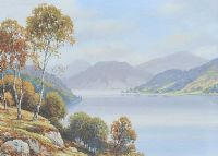 ULLSWATER, LAKE DISTRICT by Graham Stuart at Ross's Auctions