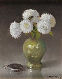 FLOWERS by Padraig Lynch at Ross's Auctions