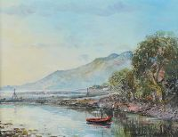 THE NARROW WATER by M. Brennan at Ross's Auctions
