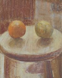 ORANGE & APPLE by Mark Shields RUA at Ross's Auctions