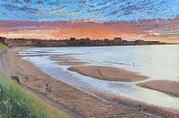 VIEW FROM BALLYHOLME by John Price