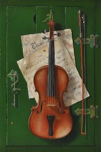 VIOLIN by Brian Davis at Ross's Auctions