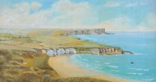 WHITEPARK BAY by E. Williamson at Ross's Auctions