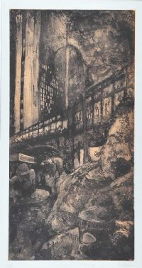 CITYSCAPE by P. Blodan at Ross's Auctions