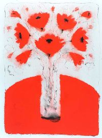 POPPIES by Neil Shawcross RHA RUA at Ross's Auctions