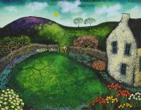 GARDEN GATE by Joellen Brydon at Ross's Auctions