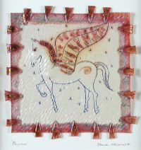 PEGASUS by Diane McCormick at Ross's Auctions