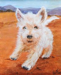 LITTLE SCOTTY by Paula Scott at Ross's Auctions
