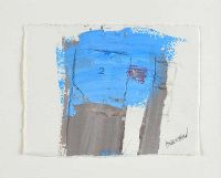 NUMBER II by Basil Blackshaw HRHA HRUA at Ross's Auctions