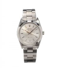 ROLEX 'OYSTER PERPETUAL AIR-KING' STAINLESS STEEL GENT'S WRIST WATCH at Ross's Auctions